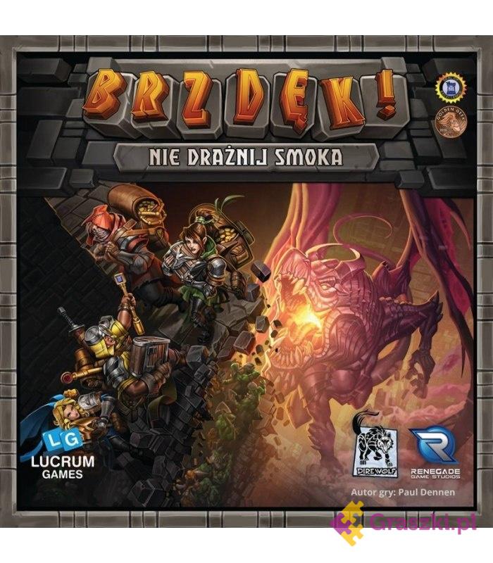 Brzdęk ! (Clank) | Lucrum Games